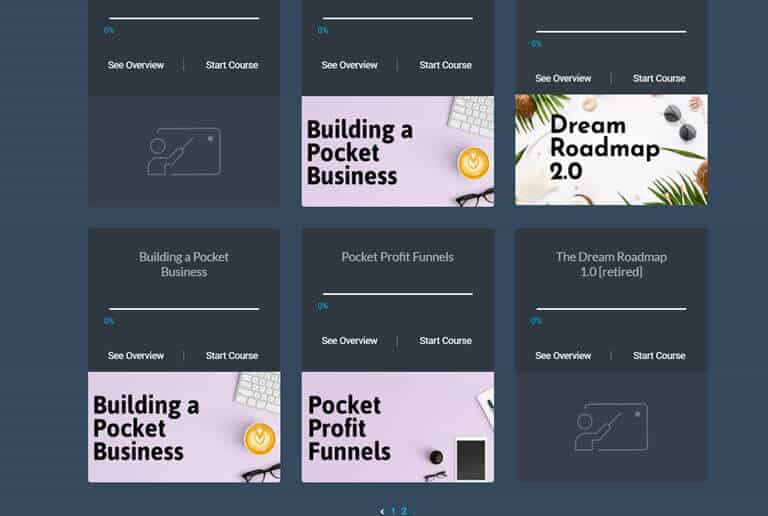 Product Creator Courses for Blog Simple FrameWork 1