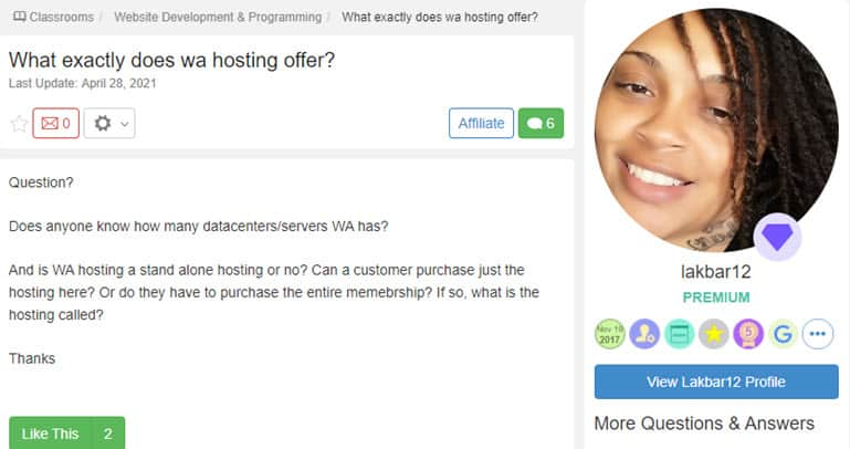 What Exactly Does WA Hosting Offer