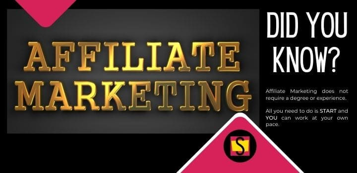 Affiliate Marketing Does Not Require A degree