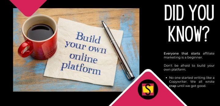 Build Your Own Online Platform