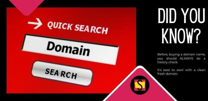 Do A Domain Search 1