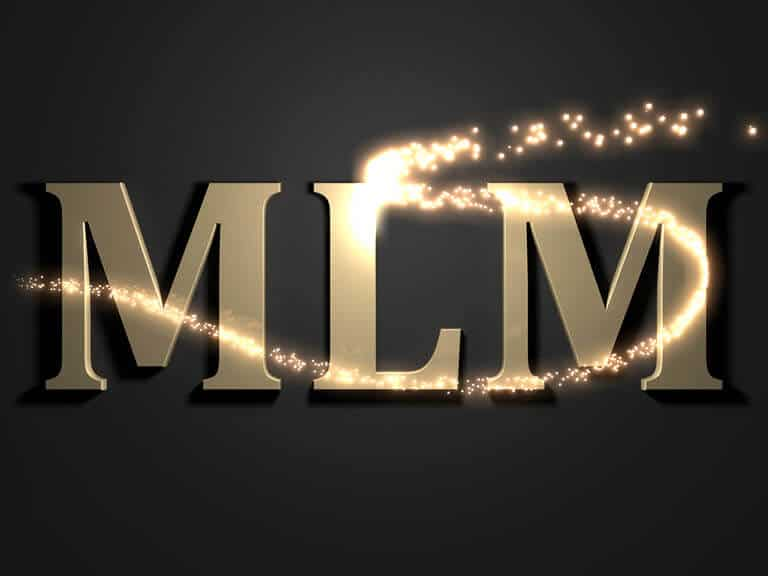 Initials For Multilevel Marketing Also Known As MLM