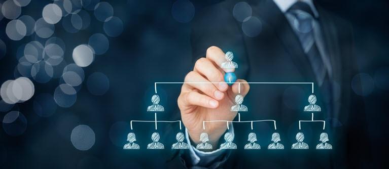 Network Marketers Build Teams