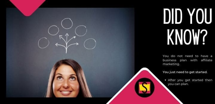 No Business Ideas Start Affiliate Marketing 1